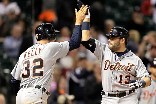 Avila's 2-Run HR in 9th Lifts Tigers over Astros