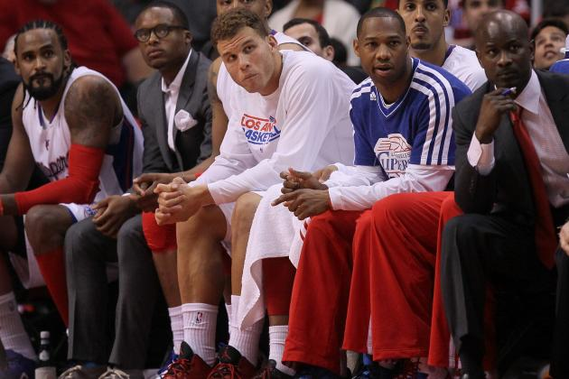 Blake Griffin Shows Weaknesses in Clippers' 1st-Round Playoff Exit