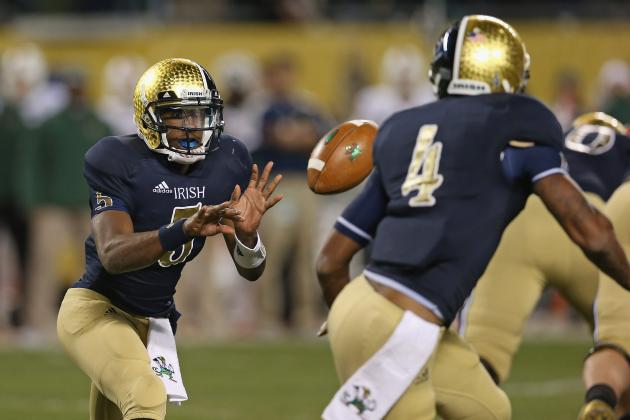 Notre Dame Football: Players Who Must Step Up for Fighting Irish in 2013