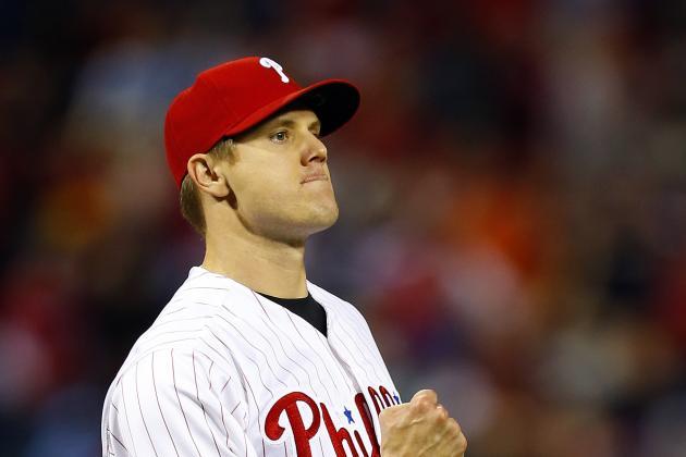 Phillies Hit Three Homers to Back Pettibone, Defeat Marlins