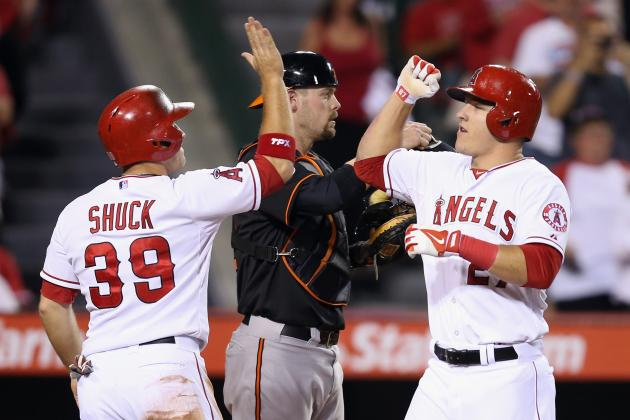 MLB Gamecast - Orioles vs Angels