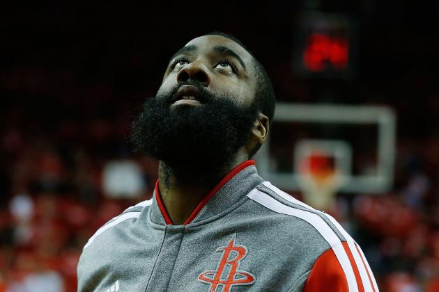 James Harden Has Established Himself as a Star Despite First-Round Loss