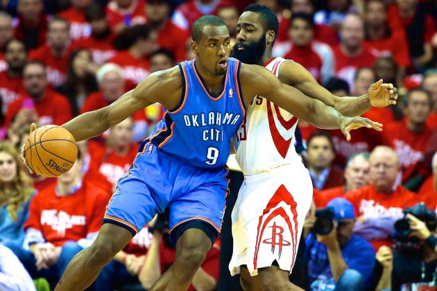 Thunder vs. Rockets Game 6: Live Score, Highlights and Analysis