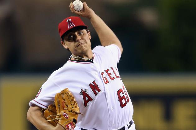 Angels' Vargas Stifles Orioles with 3-Hit Shutout