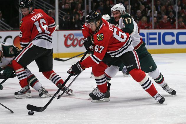 Minnesota Wild vs. Chicago Blackhawks: Live Score, Updates and Analysis