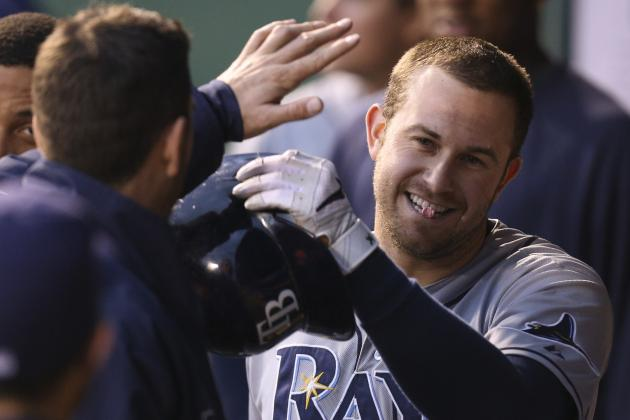 Longoria, Johnson Lead Rays over Rockies