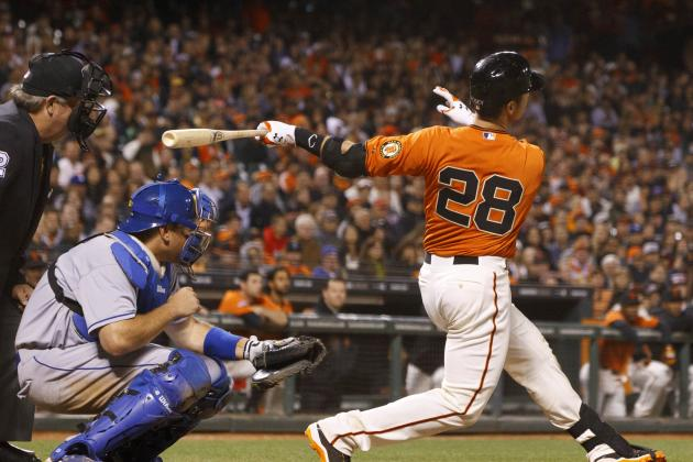 Posey's Walk-off HR Lifts Giants Past Dodgers