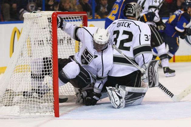 NHL Playoffs 2013: Jonathan Quick Is Not the Los Angeles Kings' Biggest Problem