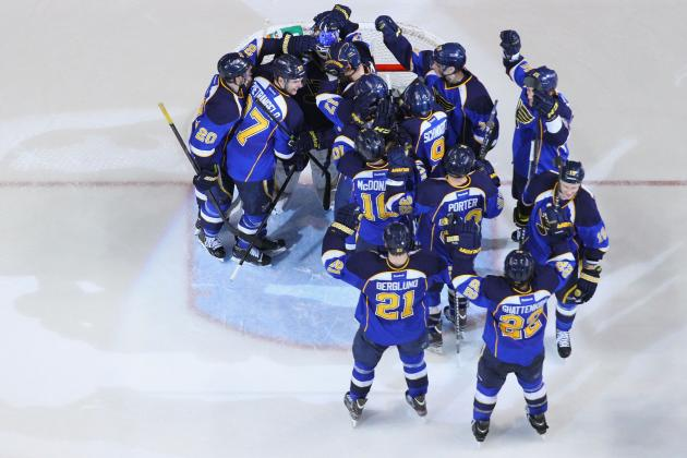 St. Louis Blues: Can the Blues Break the Kings' Will in Game 3?