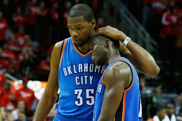 Kevin Durant Got the Help He Needed to Put Away Rockets