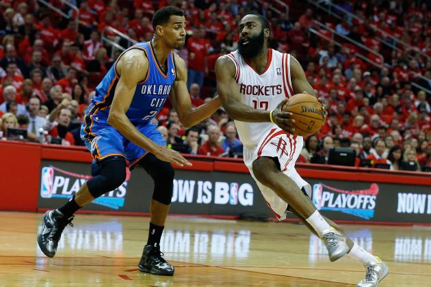 Playoff Magic Ends as Thunder Eliminate Rockets in Game 6