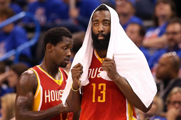 Harden, Teammates Will Use Offseason to Strenghthen Bonds