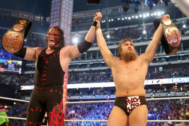 The WWE Needs Kane and Daniel Bryan More Than Team Hell No