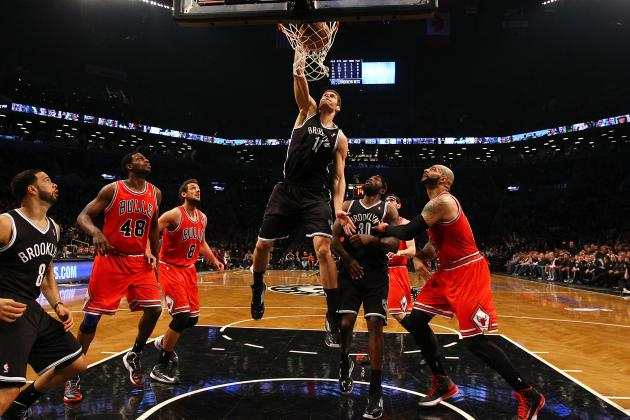 Is Brook Lopez the NBA Playoffs' Best Kept Secret?