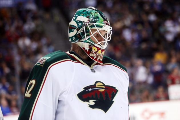 Wild Notes: Backstrom Perseveres Through Disappointment of Untimely Injury