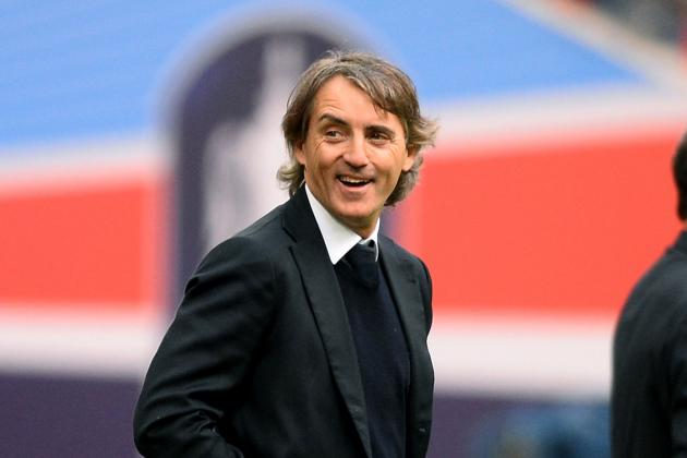 Mancini Dismisses Exit Rumor