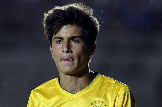 Bebeto's Son Mattheus Oliveira Is Close to Completing a Switch to Juventus