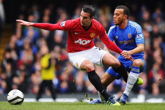 Manchester United vs. Chelsea: Live Stream Info for EPL Clash