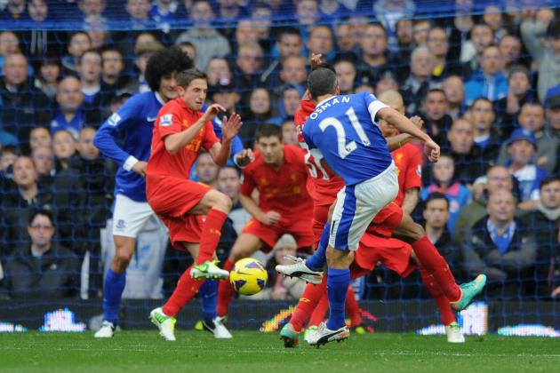 Liverpool vs. Everton: Merseyside Derby Tactical Preview