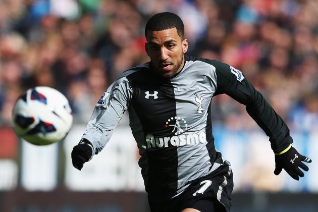 Lennon, Assou-Ekotto in Starting XI vs. Southampton