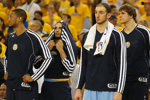 The Denver Nuggets? Gone Till November