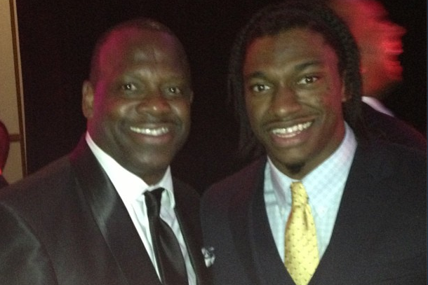 Robert Griffin III and More Stars Attend Grand Gala for 2013 Kentucky Derby
