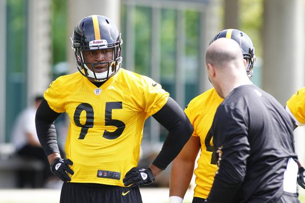 Jarvis Jones Happy That He Fell in First Round
