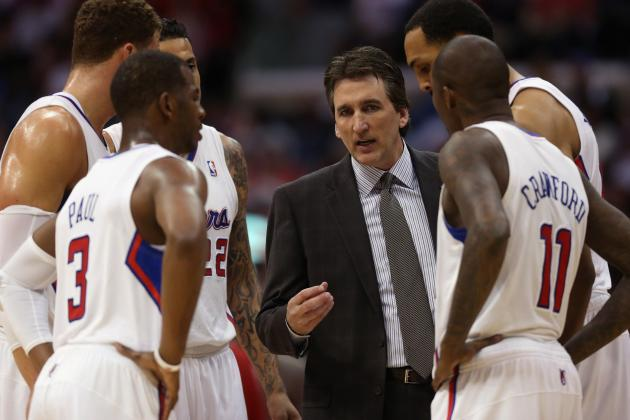 Clippers Will Evaluate, Decide Del Negro's Fate