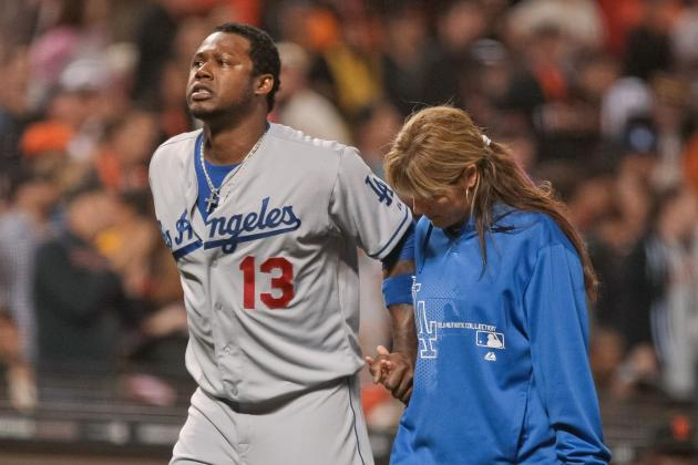Hanley Ramirez Injury: How Do Dodgers Fix Their Offense After Latest Calamity?