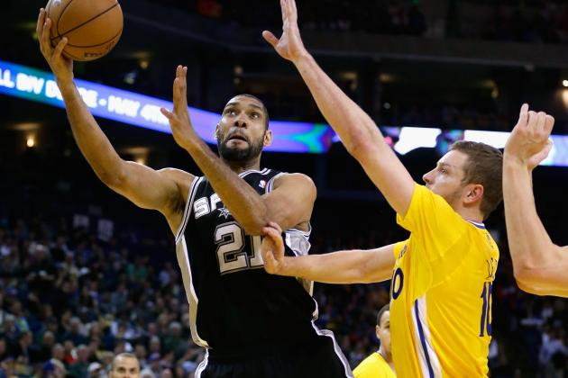 Spurs' Target Acquired — It's the Warriors