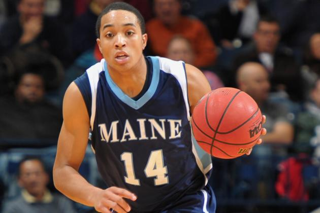 Maine Transfer Justin Edwards Picks K-State