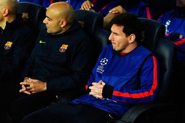 Lionel Messi's Hamstring Injury Will Define Barcelona's Season