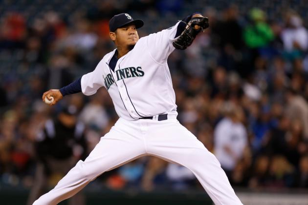 Mariners' Felix Hernandez off to Historically Dominant Start