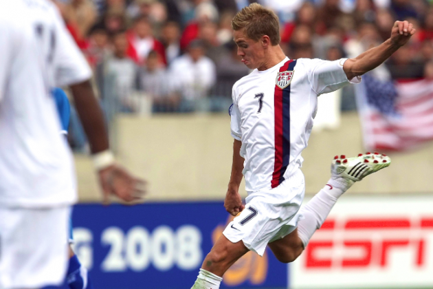 Why Stuart Holden's Return Will Only Help United States Men's National Team