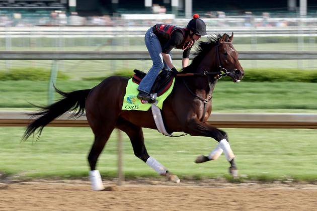 Kentucky Derby 2013 Post Positions: Full Odds and Slots for Each Horse