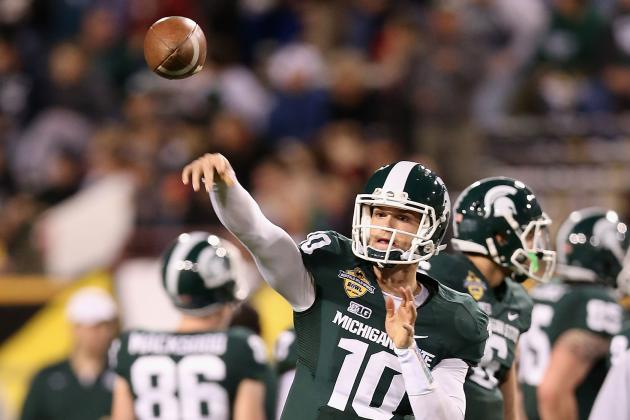 Predicting Michigan State Football's 2013 Big Ten Outlook