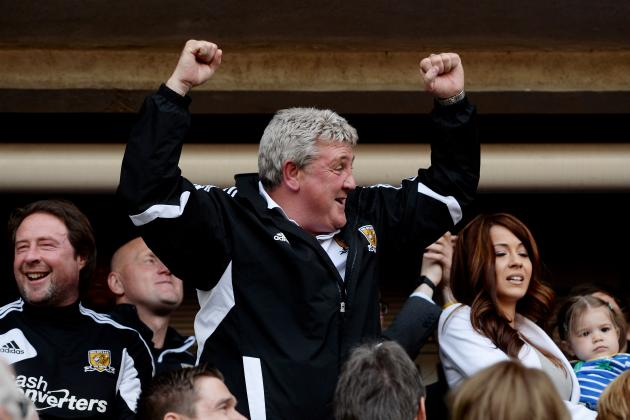Hull Boss Steve Bruce Says It Took Guts to Win Promotion to Premier League