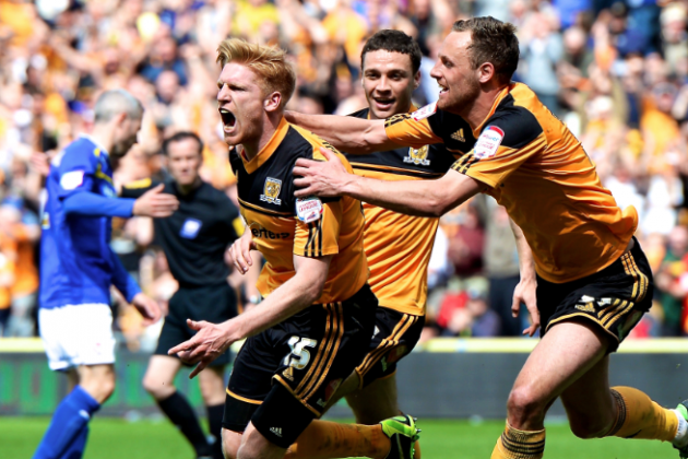 EPL Promotion Watch: Hull Goes Up to EPL, 4-Club Playoff Set