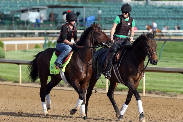 Kentucky Derby Field 2013: Pinpointing Favorites, Dark Horses and Busts