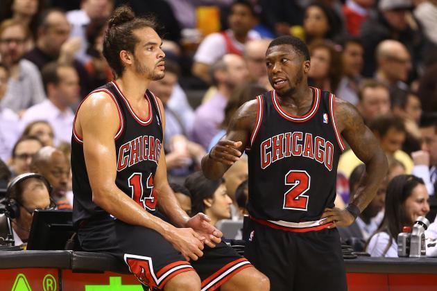 How Joakim Noah & Chicago Bulls Can Ensure 'We'll Win' Promise vs. Brooklyn Nets