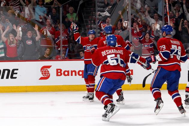 NHL Playoffs 2013: Why the Montreal Canadiens Are Still in Big Trouble