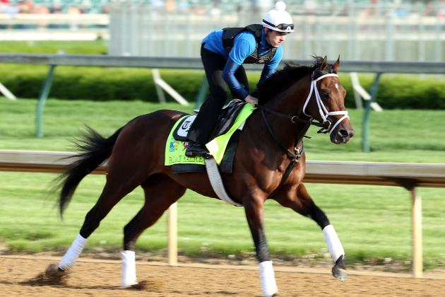 Kentucky Derby Schedule: Updated Info for 139th Derby