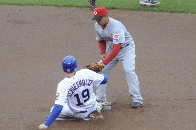 ESPN Gamecast: Reds vs. Cubs