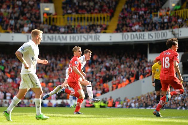 Premier League: Tottenham 1 Southampton 0