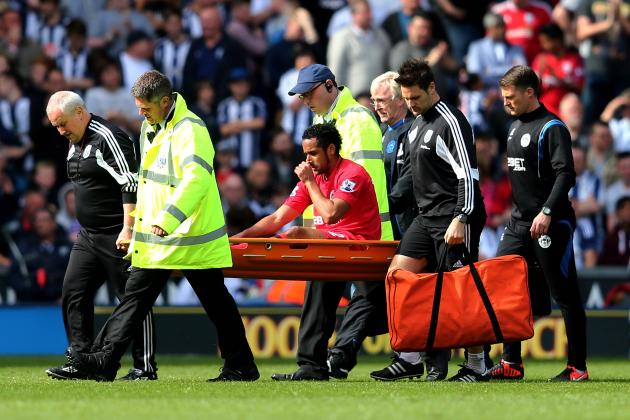 Report: Beausejour (Hamstring) Likely Out of FA Cup Final
