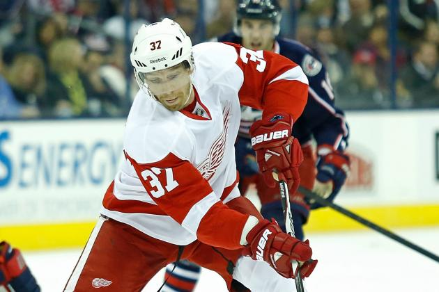 Samuelsson Returns to the Lineup Tonight in Place of Bertuzzi in Game 3