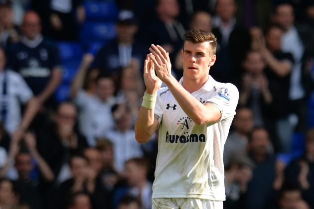 Bale Crowns 200th Spurs Appearance with Dramatic Winner vs. Southampton
