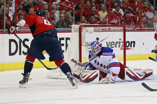 ESPN Gamecast: New York Rangers vs. Washington Capitals