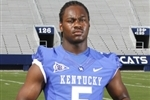 UK Football Player Ashely Lowery Hospitalized After Car Accident