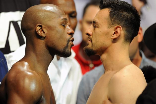 Mayweather vs. Guerrero: Why Tonight's Fight Will Go the Distance